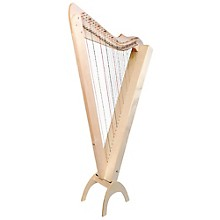 Rees Harps Grand Harpsicle Harp