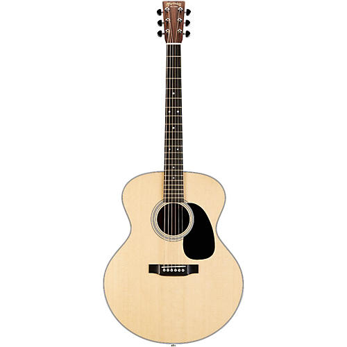 Martin Grand J-28LSE Baritone Acoustic-Electric Guitar Natural
