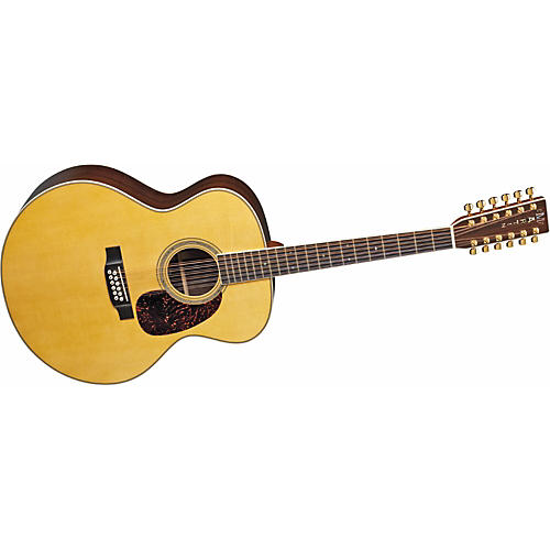 Martin Grand J12-40E Special Acoustic-Electric Guitar
