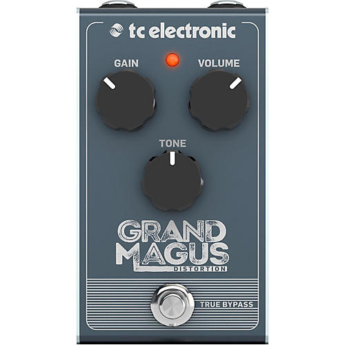 TC Electronic Grand Magus Distortion Effect Pedal-thumbnail