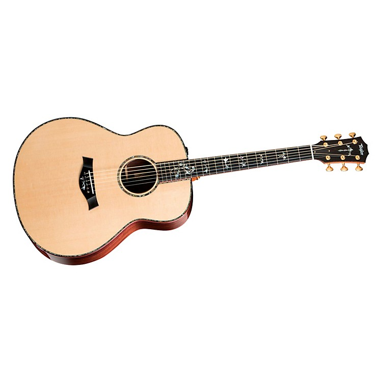 TaylorGrand Orchestra Rosewood Acoustic-Electric Guitar