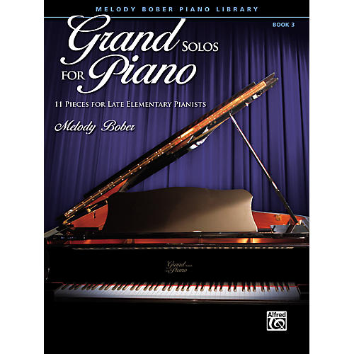 Alfred Grand Solos for Piano Book 3-thumbnail