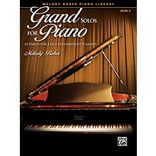 Alfred Grand Solos for Piano Book 4