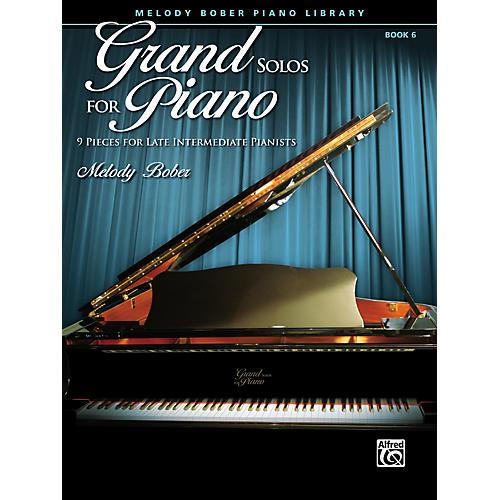 Alfred Grand Solos for Piano Book 6