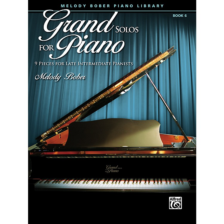 Alfred Grand Solos for Piano Book 6