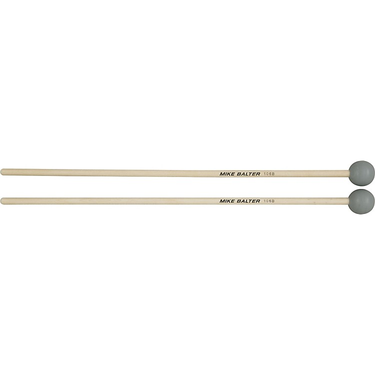 Mike Balter Grandioso Unwound Hard Mallets Birch Handles