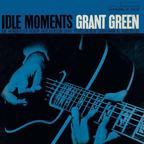 Alliance Grant Green - Idle Moments