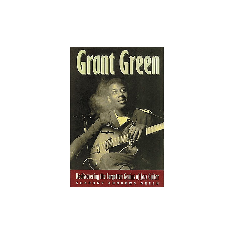 Backbeat Books Grant Green Book