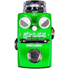 Hotone GRASS Overdrive guitar pedal