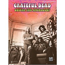 Alfred Grateful Dead - Guitar TAB Anthology Book
