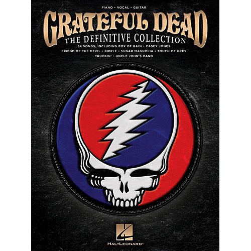 Hal Leonard Grateful Dead - The Definitive Collection Piano/Vocal/Guitar-thumbnail