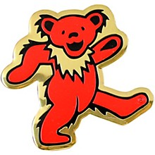 C&D Visionary Grateful Dead Bear Heavy Metal Sticker
