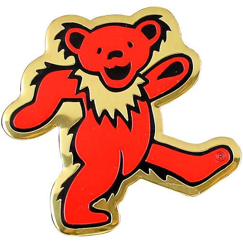 C&D Visionary Grateful Dead Bear Heavy Metal Sticker-thumbnail