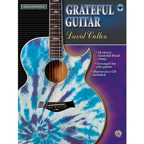 Alfred Grateful Guitar - by David Cullen (Book/CD)-thumbnail