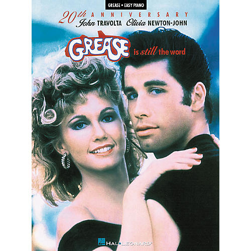 Hal Leonard Grease Is Still The Word - 20Th Anniversary For Easy Piano-thumbnail