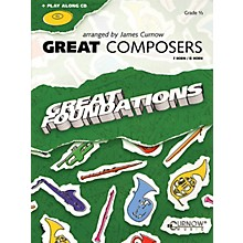Curnow Music Great Composers (F Horn/Eb Horn - Grade 0.5) Concert Band Level 1/2
