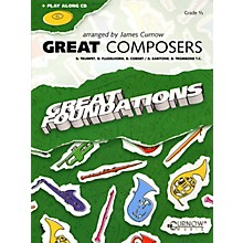 Curnow Music Great Composers (Trumpet/Euphonium - Grade 0.5) Concert Band Level 1/2