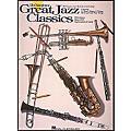 Hal Leonard Great Jazz Classics for Alto Sax-thumbnail
