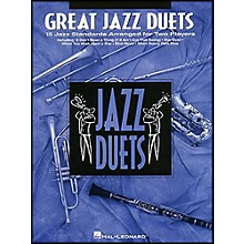 Hal Leonard Great Jazz Duets for Trumpet