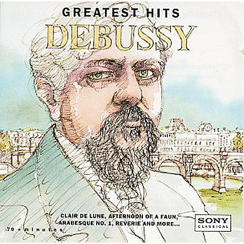 Sony Greatest Hits Series: Debussy-thumbnail