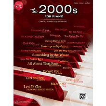 Alfred Greatest Hits: The 2000s for Piano - Piano/Vocal/Guitar Songbook