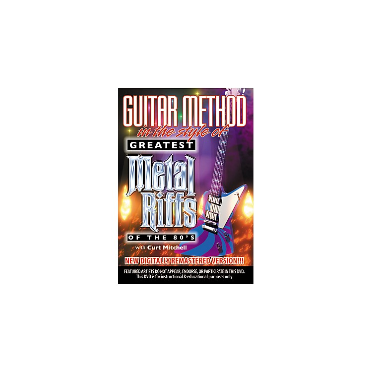 MVPGreatest Metal Riffs of the 80s (DVD)