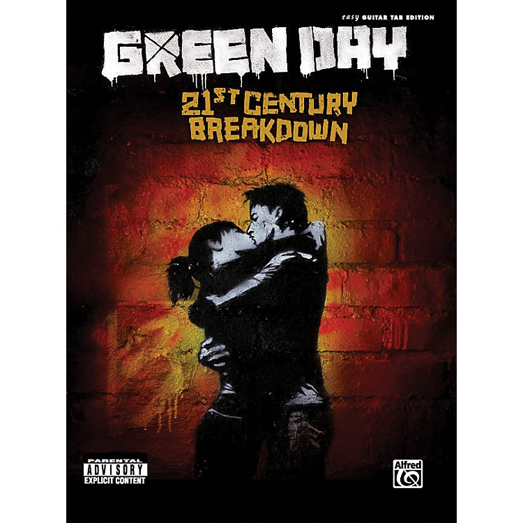 Hal Leonard Green Day - 21st Century Breakdown (Easy Guitar Tab Book)