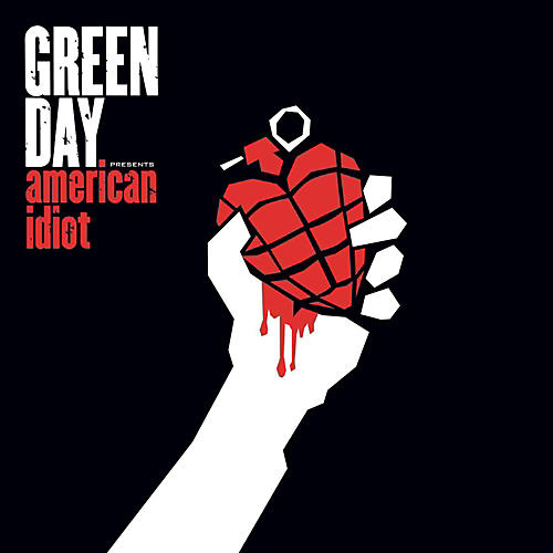 WEA Green Day - American Idiot (2Lp 180 Gram Vinyl W/Poster)