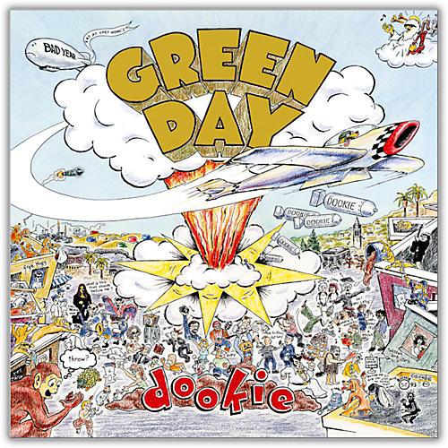 WEA Green Day - Dookie Vinyl LP-thumbnail