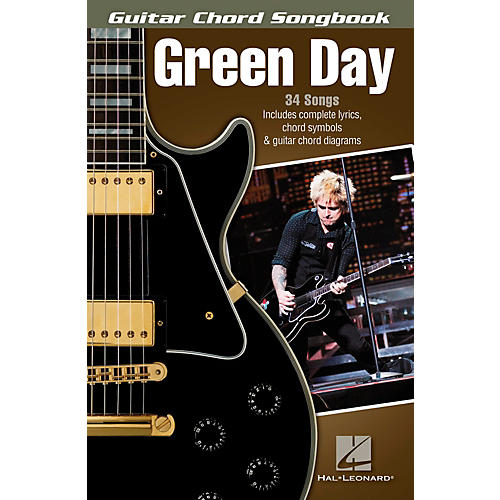 Hal Leonard Green Day - Guitar Chord Songbook-thumbnail