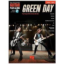 Hal Leonard Green Day - Guitar Play-Along Vol. 165 (Book/Audio Online)