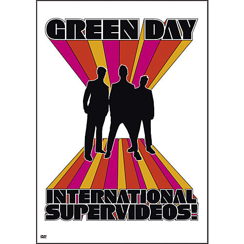 Alfred Green Day International Supervideos! (DVD)-thumbnail