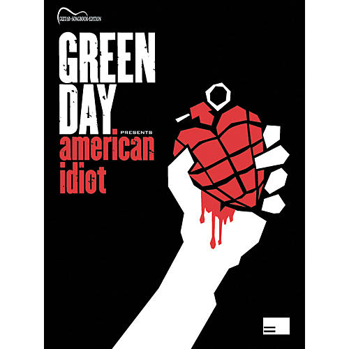 Hal Leonard Green Day Presents American Idiot (Songbook)