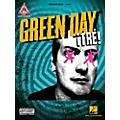 Hal Leonard Green Day  Tre! Guitar Tab Songbook