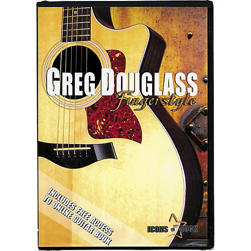 Music Star Productions Greg Douglass: Fingerstyle DVD