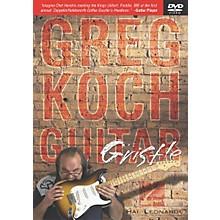 Hal Leonard Greg Koch - Guitar Gristle (DVD)