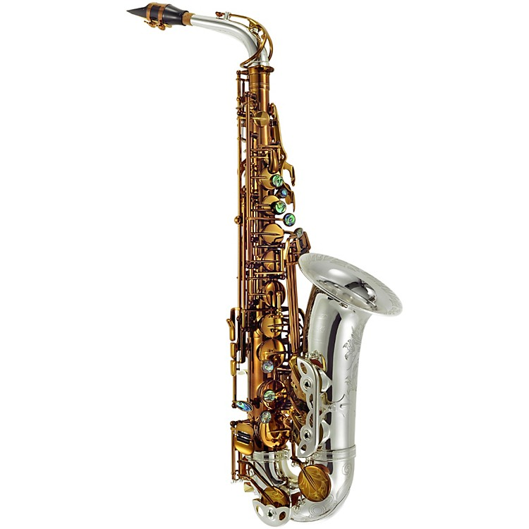 P. MauriatGreg Osby Signature Series Professional Alto SaxophoneCognac Lacquered body,Sterling Silver Neck, Plated Bell