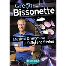 Hudson Music Gregg Bissonette Musical Drumming in Different Styles (DVD)
