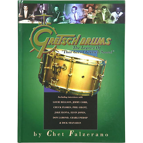 Hal Leonard Gretsch Drums-thumbnail