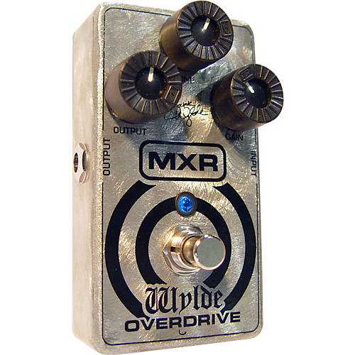 MXR Grind and Clear ZW-44 Wylde Overdrive