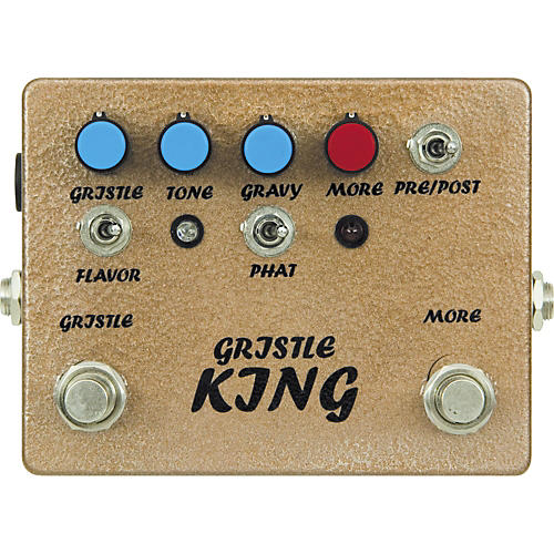T-Rex Engineering Gristle King Guitar Effects Pedal