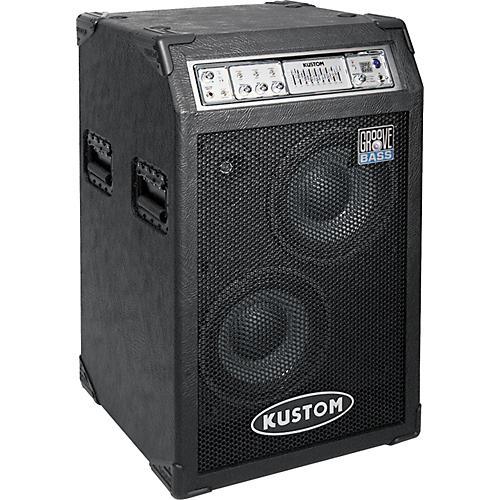 Kustom Groove 210C Bass Combo Amp