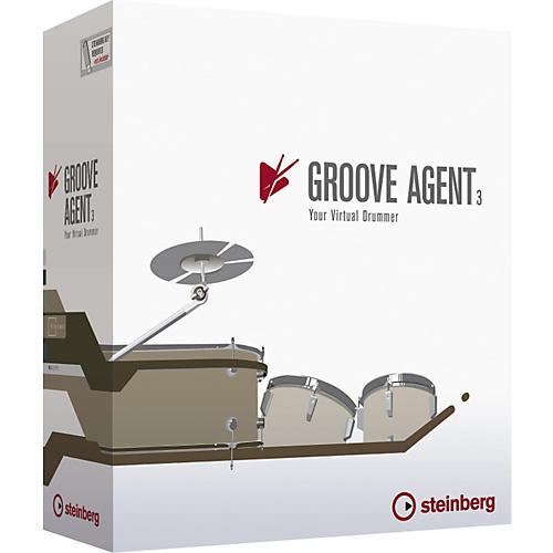 Steinberg Groove Agent 3 Software