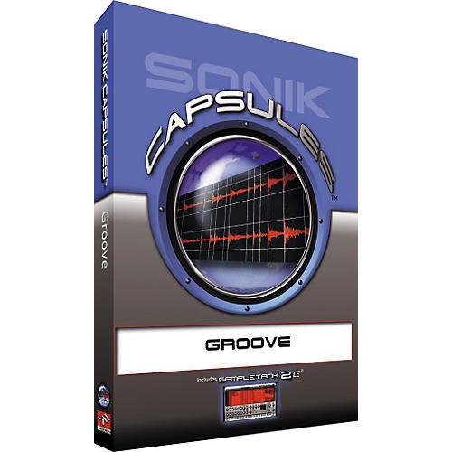Sonik Capsules Groove Capsule