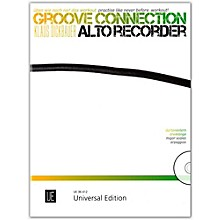 Carl Fischer Groove Connection Score and CD - Recorder
