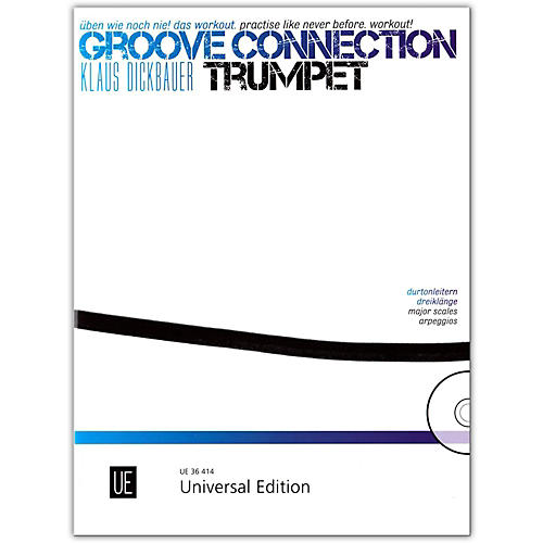 Carl Fischer Groove Connection Score and CD - Trumpet-thumbnail