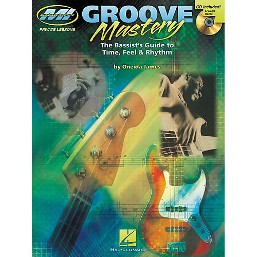 Musicians Institute Groove Mastery (Book and CD Package)-thumbnail