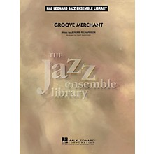 Hal Leonard Groove Merchant (Buddy Rich) Jazz Band Level 4 Arranged by Dave Barduhn