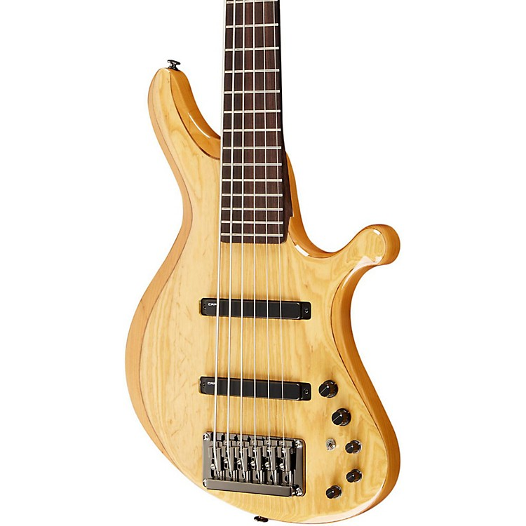 Ibanez Grooveline G106 6-String Electric Bass Natural