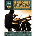 Hal Leonard Grooves You Can Use - 154 Essential Drumbeats in Popular Styles (Book/CD)  Thumbnail